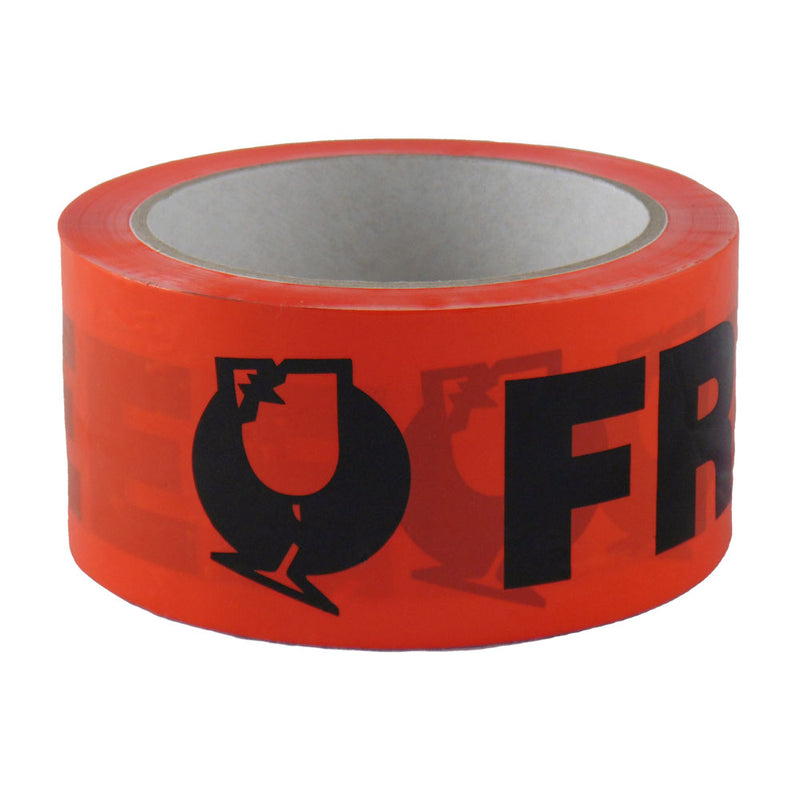 Sellotape 07520 PP Fragile 48mmx66m-Tapes-Tool Factory