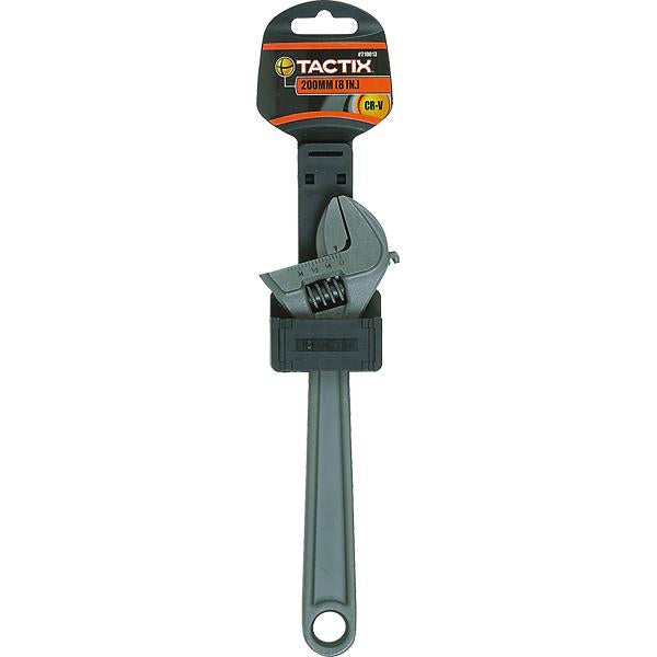 Tactix Wrench Adjustable 8In/200Mm | Wrenches & Spanners-Hand Tools-Tool Factory
