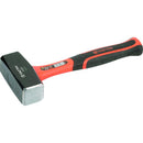 Tactix 1500Gm Dumpy Hammer Fibreglass Handle | Striking Tools - Club-Hand Tools-Tool Factory