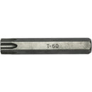 Teng 12Mm Hex Dr. Tx60 Cr-V Bit / L75Mm | Bits & Drivers - TX Bits (75mm Long)-Hand Tools-Tool Factory