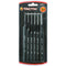 Tactix Punch Pin 6Pc Set. | Punches & Chisels - Sets-Hand Tools-Tool Factory