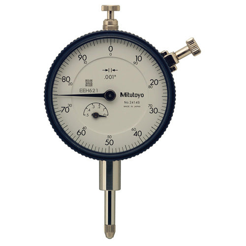 "Mitutoyo Dial Indicator Series 2 .5"" x .001""-Mitutoyo-Tool Factory"