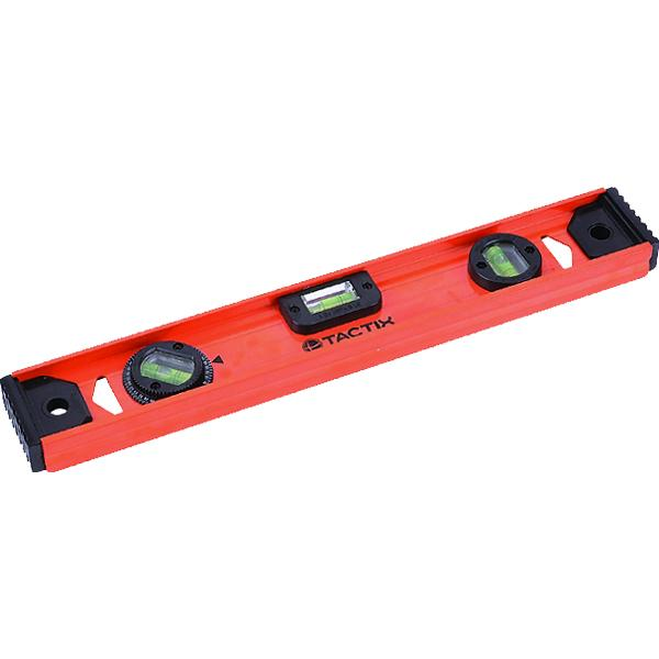 Tactix Level 24In/600Mm I Style | Measuring Tools - Levels & Protractors-Hand Tools-Tool Factory