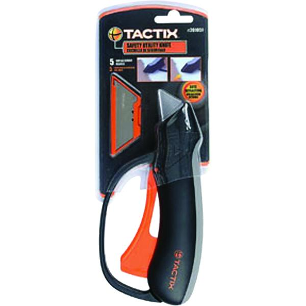 Tactix Knife Safety Utility | Cutting Tools - Knives-Hand Tools-Tool Factory