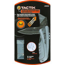 Tactix Utility Folding Knife Dual Function | Cutting Tools - Knives-Hand Tools-Tool Factory