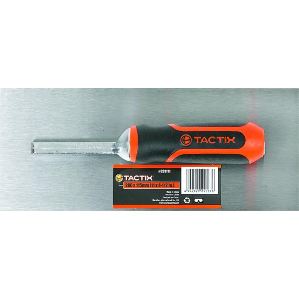 Tactix Smooth Finishing Trowel 280 X 115Mm | Masonry & Painting - Trowels