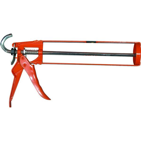 Tactix Caulking Gun 225Mm (9In) Skeleton | Masonry & Painting - HANDTOOLS|Masonry & Painting-Hand Tools-Tool Factory