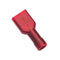 Champion Red Female Insulated Push-On Spade Terminal -25Pk | Auto Crimp Terminals - Fully Insulated-Automotive & Electrical Accessories-Tool Factory