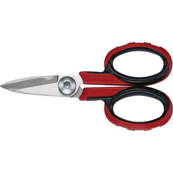 Teng 5-1/2In / 140Mm Electrical Scissors | Cutting Tools - Scissors-Hand Tools-Tool Factory