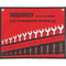12Pc Anti-Slip Roe Comb. Spanner Set W/Mag. Case | Wrenches & Spanners - Sets