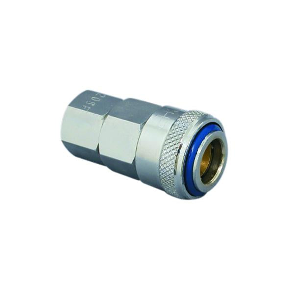 Coupling 1/4 Female - Nitto Air-Line Fitting | Air Line Accessories - Couplers-Air Tools-Tool Factory