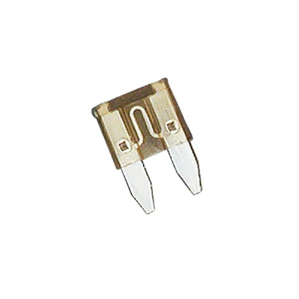 Champion 7.5Amp Mini Blade Fuse (Brown) -15Pk | Auto Fuses - Mini Blade-Automotive & Electrical Accessories-Tool Factory
