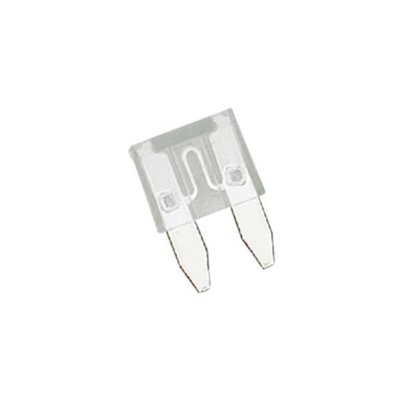 Champion 25Amp Mini Blade Fuse (Clear) -15Pk | Auto Fuses - Mini Blade-Automotive & Electrical Accessories-Tool Factory