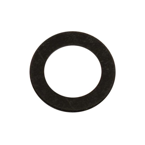 M12 X 24Mm X 2.0Mm Black Fibre (Sump Plug) Washer | Bulk Packs - Metric-Fasteners-Tool Factory