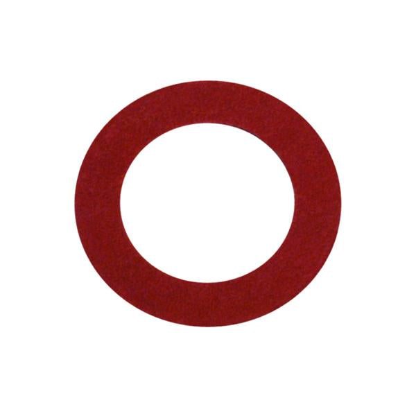 1 X 1-3/8In X 3/32In Red Fibre (Sump Plug) Washer | Replacement Packs - Imperial