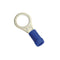 Champion 5/32In / 4Mm Blue Ring Terminal -12Pk | Auto Crimp Terminals - Ring Terminals