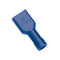 Champion Blue Male Push-On Spade Terminal -14Pk | Auto Crimp Terminals - Push-On Terminals-Automotive & Electrical Accessories-Tool Factory