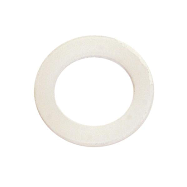 "1/8In X 5/16In X 1/32In Polypropylene Washers | Replacement Packs - 1/32"" Thick-Fasteners-Tool Factory"