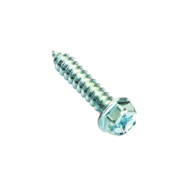 8G X 1/2In S/Tapping Screw Hex Head Phillips | Bulk Packs - Imperial-Fasteners-Tool Factory