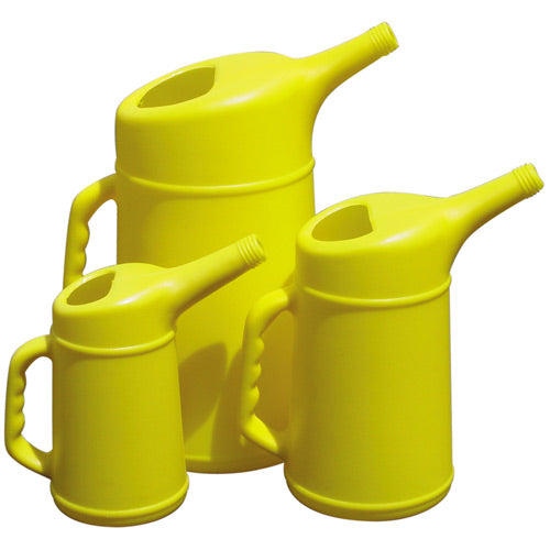 Worldwide Plastic Oil Can Pourer 5 Ltr