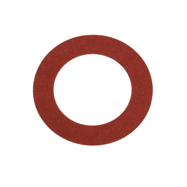 1 X 1-3/8 X 3/32In Red Fibre (Sump Plug) Washer | Bulk Packs - Imperial