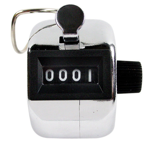 Worldwide Hand Tally Counter 4 Digit-Hand Tools-Tool Factory