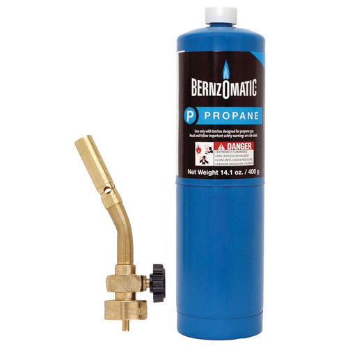 BernzOmatic Gas Torch Kit 2pc-Gas Tools & Accessories-Tool Factory