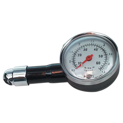 AmPro Tyre Gauge Dial Type 10-60 PSI-Automotive-Tool Factory