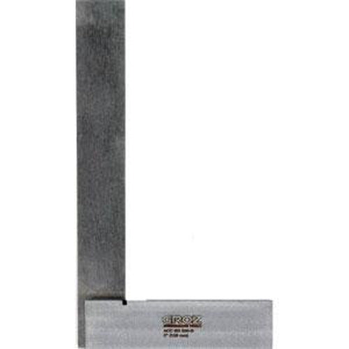 Groz Precision Engineers Square - 225 X 160Mm | Squares - Precision Squares-Measuring Tools-Tool Factory