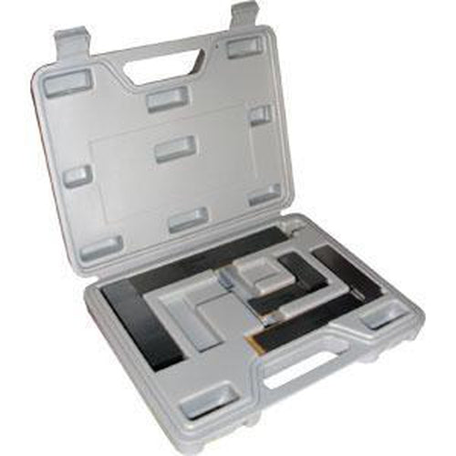 Groz 3Pc Engineers Square Set (50, 100 & 150Mm) | Squares - Precision Squares-Measuring Tools-Tool Factory
