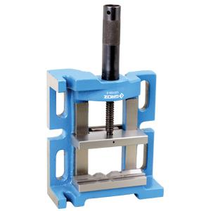 Groz 3-Way Drill Press Vice 4In / 100Mm Jaw | Vices & Clamps - Vices - Drill Press