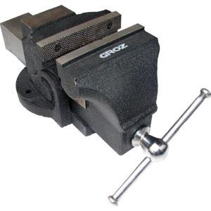 Groz Bv Professional Bench Vice 4In / 100Mm | Vices & Clamps - Vices - Bench