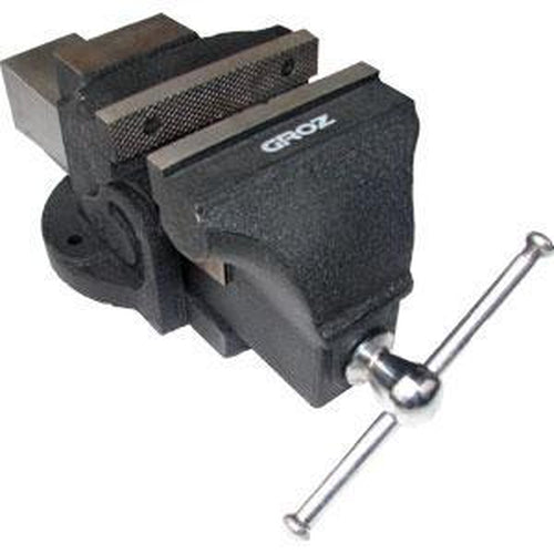 Groz Bv Professional Bench Vice 5In / 125Mm | Vices & Clamps - Vices - Bench