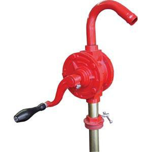 Groz Rotary Barrel Pump W/3Pc Rigid Suction Tube | Oiling Equipment - Oil Pumps-Lubrication Equipment-Tool Factory