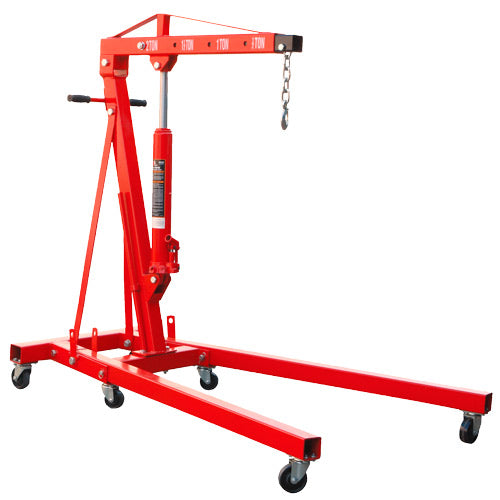 Torin - Big Red Foldable Engine Hoist 2 Ton-Workshop Equipment-Tool Factory