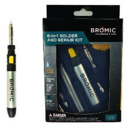 BernzOmatic 6-in-1 Butane Soldering Kit