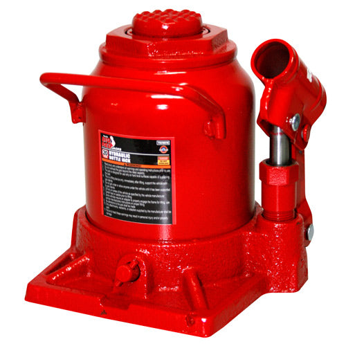 Torin - Big Red Squat Jack 20 Ton Min Ht 176mm / Max Ht 240mm 20 Ton-Workshop Equipment-Tool Factory