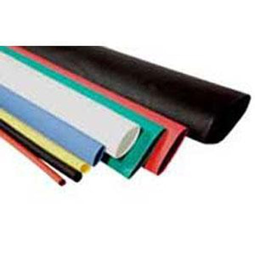 Isl 25Mm Heat Shrink Black-1.2M (R=2:1) - 10Pk | Heat Shrink - Black-Automotive & Electrical Accessories-Tool Factory