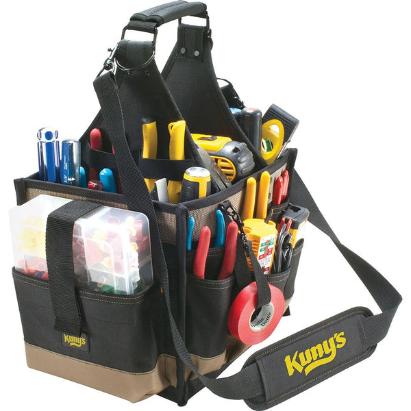 Kuny'S 23 Pocket Large Electrical & Maint Tool Carrier | Tool Bags-Work Wear-Tool Factory