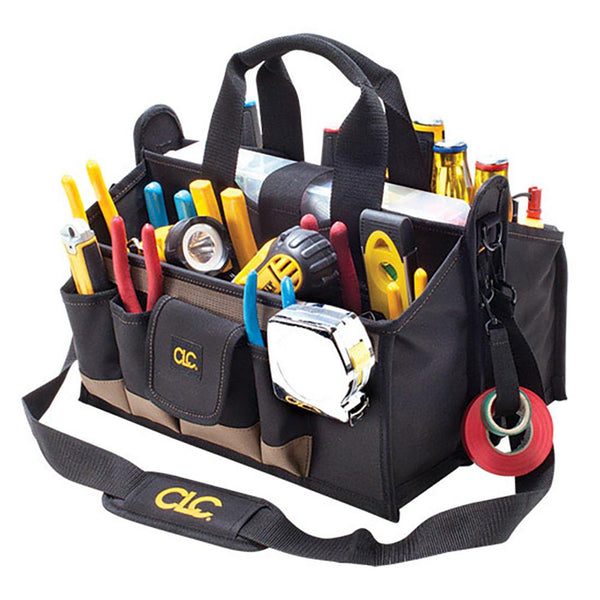 Kuny'S 17 Pocket 16In Centre Tray Tool Bag | Tool Bags-Work Wear-Tool Factory