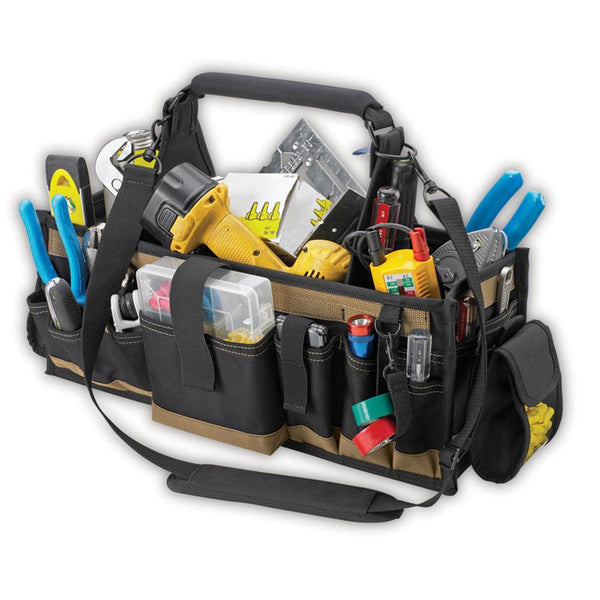 Kuny'S 43 Pocket Electrical & Maintenance Tool Carrier** | Tool Bags-Work Wear-Tool Factory