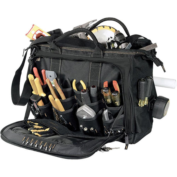 Kuny'S 58 Pocket 18In Multi-Compartment Tool Carrier | Tool Bags-Work Wear-Tool Factory