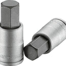 Teng 1/2In Dr. Bit Socket Hex 1/4In | Socketry - 1/2 Inch Drive-Hand Tools-Tool Factory