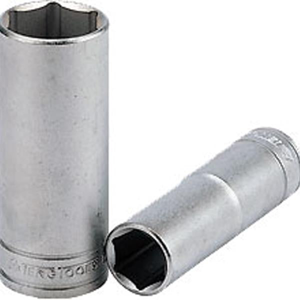 Teng 3/8In Dr. Deep Socket 18Mm | Socketry - 3/8 Inch Drive-Hand Tools-Tool Factory