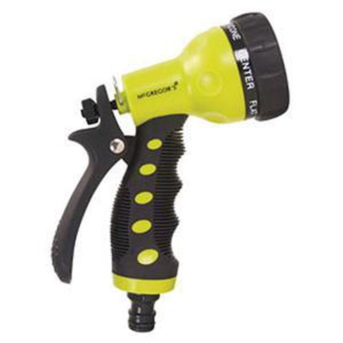 Mcgregor'S 7 Pattern Plastic Ergo Water Spray Gun | Watering-Garden-Tool Factory