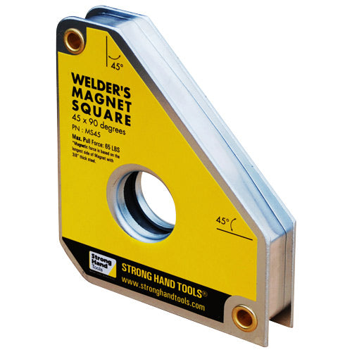 Strong Hand Magnet Square 25kg