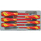 Teng 6Pc Md 1000V Vde Fl-Ph Screwdriver Set | Insulated Tools - Sets-Hand Tools-Tool Factory