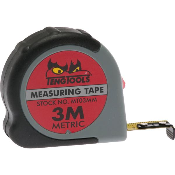 Teng 5M Measuring Tape Mm | Measuring Tools - Tapes & Rules