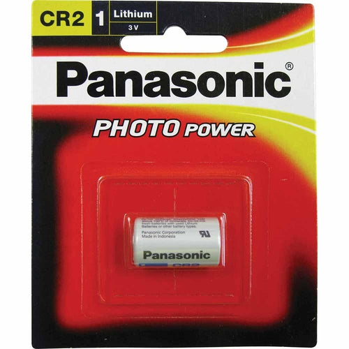 Panasonic 3V Cr-2W Lithium Camera Battery | Specialty-Batteries-Tool Factory