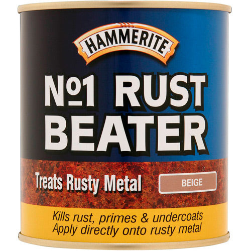 Hammerite #1 Rustbeater 250ml-Metal Protection & Paint-Tool Factory